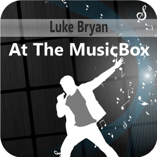 Luke Bryan At The MusicBox