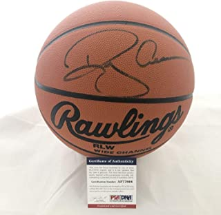 Ray Allen Autographed Signed NCAA Basketball PSA/DNA Boston Celtics Autographed Signed