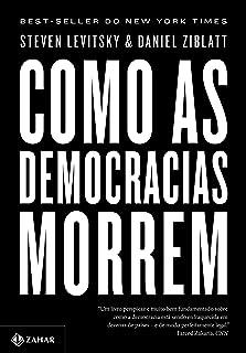 Capa do livro Como as democracias morrem