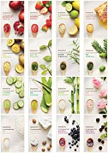 Innisfree It's Real Squeeze Mask Sheet (Variety Set - 16 Sheets)
