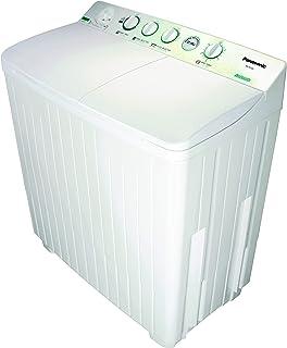 Panasonic 12 Kg Twin Tub Semi Automatic Washing Machine, White - NAW1201NWR, 1 Year Warranty