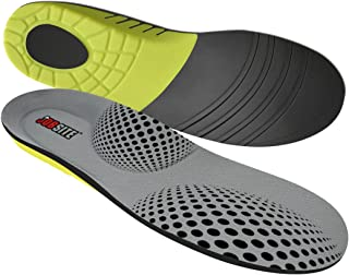 JobSite Power Tuff Anti-Fatigue Support Work Orthotic Insoles