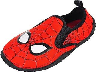 spiderman aqua shoes