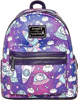 x Hello Kitty Spaceship Allover-Print Mini Backpack