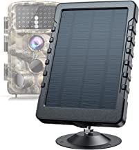 Amazon Com Trail Camera Solar Panel