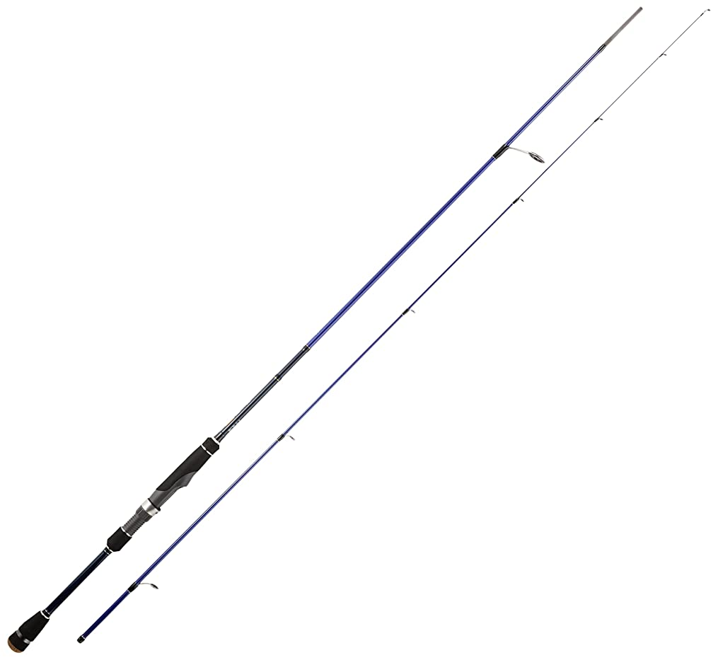 武器不純敵意メジャークラフト メバリングロッド スピニング ソルパラ SPS-S762M 7.6フィート 釣り竿
