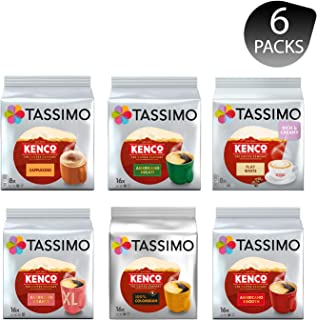 Tassimo Kenco Lovers Coffee Bundle - Tassimo Kenco