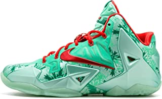Men's Nike Lebron XI Basketball Shoes - 616175 301