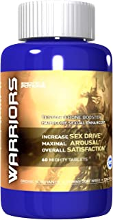 Warrior Gold - All Natural Herbal Testosterone Booster And Male Enhancement Formula For Sexual Vitality* - Orchic Substanc...