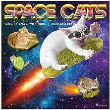 2020 Space Cats Wall Calendar