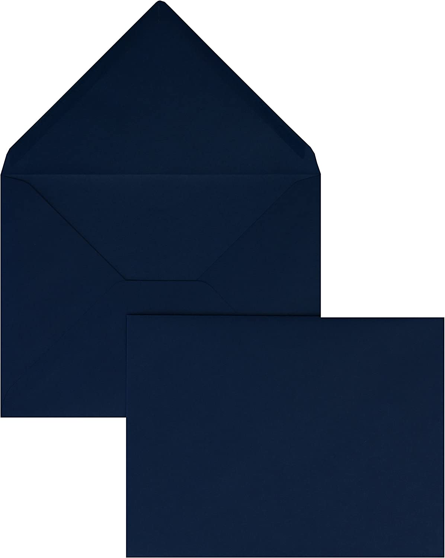 Blanke Briefhüllen - 100 100 100 Briefhüllen im Format 165 x 215 mm in Natoblau B00FPO3IC8   Räumungsverkauf  2c821f