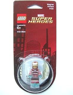 LEGO MARVEL SUPER HEROS IRON MAN MAGNET
