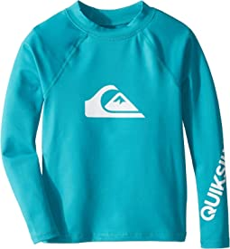 All Time Long Sleeve Rashguard (Toddler/Little Kids)