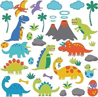 Dino Land Dinosaurs Baby Peel & Stick Wall Sticker Decals