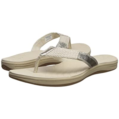 Sperry Seabrook Swell (Platinum) Women
