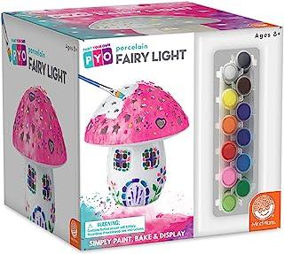 MindWare Paint Your Own Porcelain: Fairy Light with Tea Light