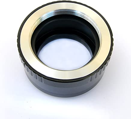 42mm Screw Mount Lens to NX Mount Adapter Compatible with Samsung NX1 NX3300 NX3000 NX2000 NX1000 NX1100 NX500 NX300M NX300 NX210 NX200 NX30 NX20 NX11 Fotasy M42 Lens to Samsung NX Adapter
