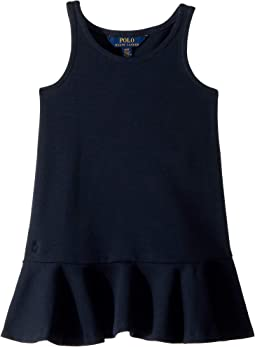 Ponte Sleeveless Dress (Toddler)