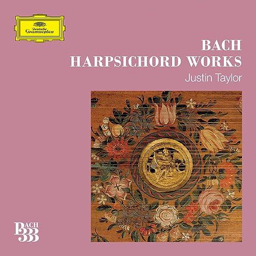 Bach 333: Harpsichord Works