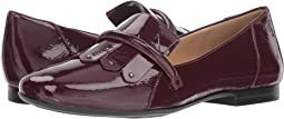 Huckleberry Patent Leather