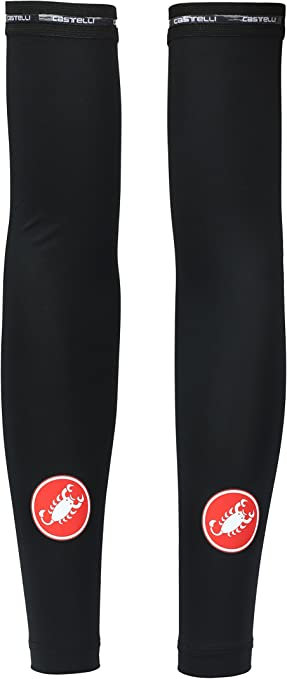 Castelli UPF 50 Lumière Knee Warmers taille L 4 h