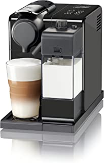 Nespresso by De'Longhi EN560B Lattissima Touch Original Espresso Machine with Milk Frother by De'Longhi, Washed Black