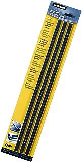 Fellowes - Tiras de corte de recambio para cizallas de rodillo (3 unidades, A4)