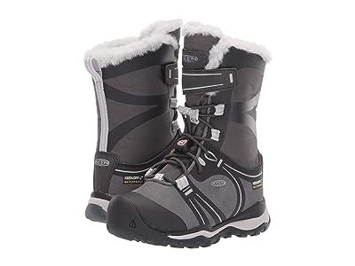 Keen Kids Terradora Winter WP (Toddler/Little Kid) (Raven/Vapor) Girls Shoes