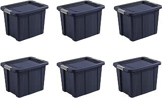 cheap 18 gallon storage bins