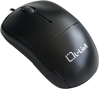 L-Link ll-2080-n–Mouse ottico USB, colore: nero