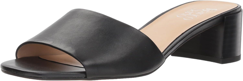 Franco Sarto Womens Ramy Heeled Sandal