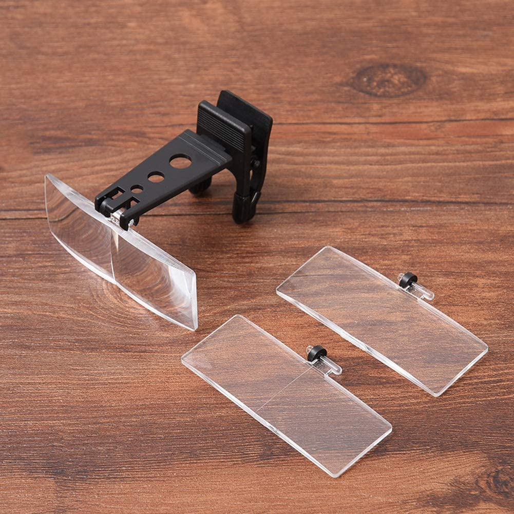 UXELY Tucson Mall Magnifier Magnifying Lenses Baltimore Mall OnEy Glass Clip