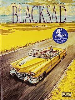 Blacksad 5, Amarillo [Lingua spagnola]