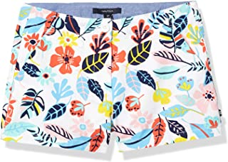 Nautica Girls' Printed Short