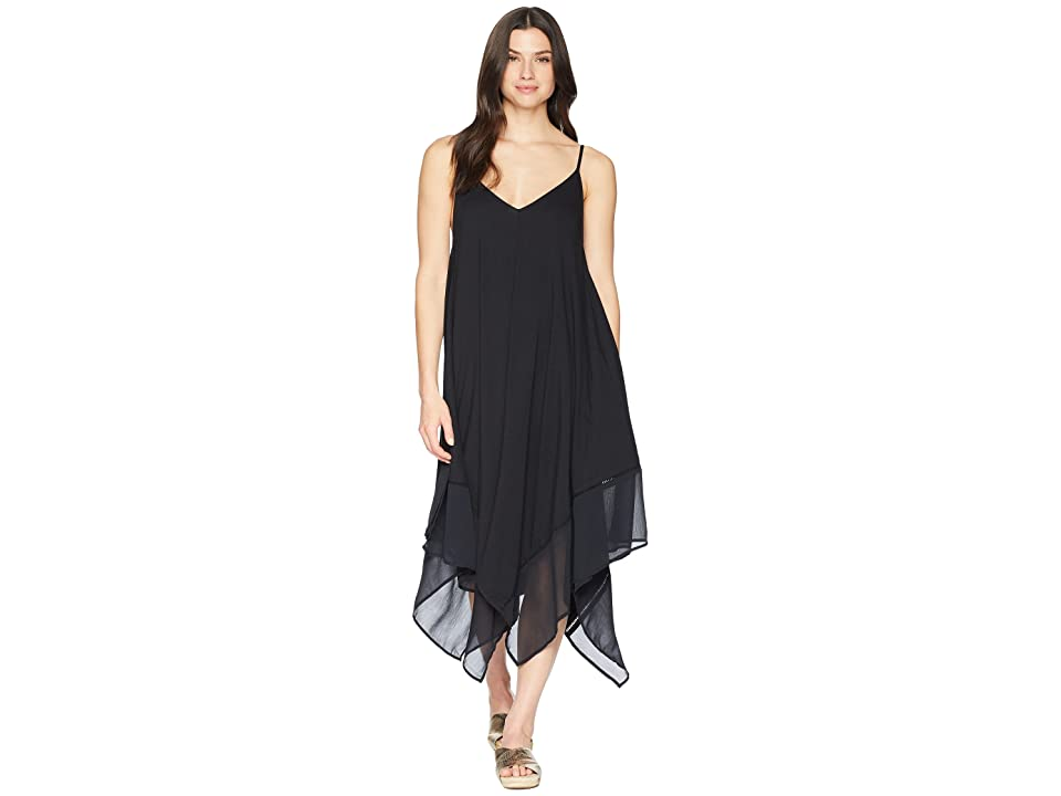 Tommy Bahama - Tommy Bahama Cotton Modal Scarf Dress Cover-Up
