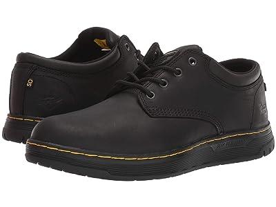Dr. Martens Work Culvert Steel Toe SD (Black/Black/Black/Black) Men