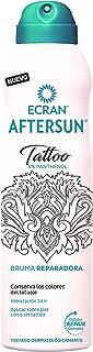 Ecran Aftersun Tattoo, Bruma Post-Solar Hidratante y Reparadora 24 Horas para Pieles con Tatuajes - 250 ml