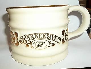 Old Fashioned Luxury Shaving Mug, Barbershop Shaving Mug