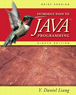 Introduction to Java Programming Brief Version, 8th Edition