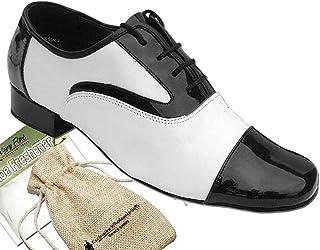 Bundle of 5 Mens Ballroom Dance Shoes Standard /& Smooth Tango Wedding Salsa Shoes CD9317EB-Very Fine 1