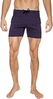 4-rth Mens Transition Yoga Shorts