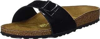 Birkenstock Madrid Black Patent Womens Sandals