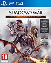 Middle-Earth: Shadow of War (Definitive Edition) (PS4)