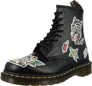 Unisex 1460 Grez USA Backhand Leather Lace Up Boot Multi