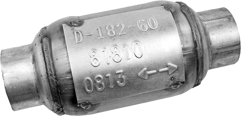 Walker 81810 CalCat Selling rankings OBDII Universal Converter Catalytic Low price