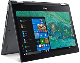 """Acer Spin 5 SP513-53N-53Y5, Convertible Laptop, 2-in-1, 13.3"""" Full HD Touch, 8th Gen Intel Core i5-8265U, Alexa Built-in, ..."""