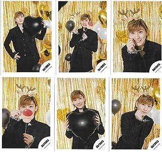 京本大我 SixTONES Greeting Photo 〜クリスマスver.〜 オフショット 公式 写真 個人6枚セット...