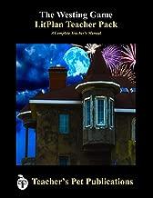 The Westing Game LitPlan Teacher Guide Novel Unit Lesson Plans