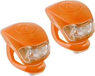 M-Wave Cobra IV Lights with White and Red LED (Pair)