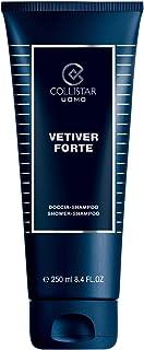 Collistar Uomo Vetiver Forte Doccia-Shampoo - 250 ml.